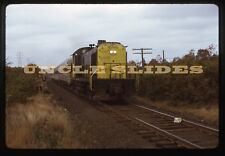 Original Train Slide LIRR Long Island NY Railroad Kodak Kodachrome 1972 Train RR
