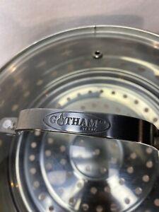 "Gotham Steel Steamer and Lid  9.75"""