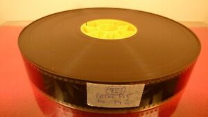 35mm MOVIE CINEMA FILM: 1960s PATHE PICTORIAL No.742