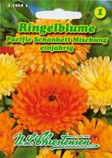Ringelblume,Mischung,Saatgut,Calendula officinalis,Blume,Chrestensen,NLC 1