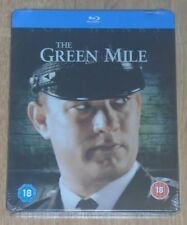 The Green Mile (blu-ray) Steelbook. NEW and SEALED (UK release)