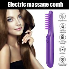 Electric Hair Massage Comb Styling Brush For Women Hairdressing Salon Tool