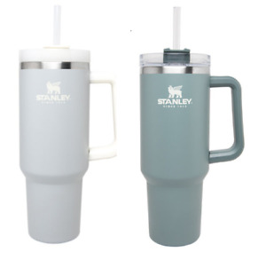 Stanley Adventure Vacuum Quencher 1.18L Stainless Steel Tumbler Camping Mug