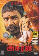 Asuran Tamil DVD - Stg: Dhanush, Manju Warrie - With English subtitles