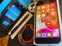 Apple iPhone 8 Plus (64gb) World-Unlocked (A1897) Black: LifeProof {iOS13}86%