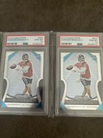 Gardner Minshew 2019 Panini Prizm #322 Rookie Card RC Gem Mint PSA 10 X 2