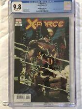 X-force 1 CGC 9.8 McFarlane Variant Cover