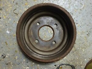 Nissan Micra K11 Rear Brake Drum RH