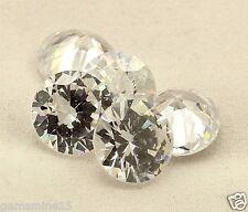 56.25 CT Colorless Cubic Zircon 5 Pcs Excellent Quality Wholesale Lot Gems W178