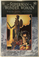 Superman/Wonder Woman: Whom The Gods Destroy #1 (1997) NM- Cond