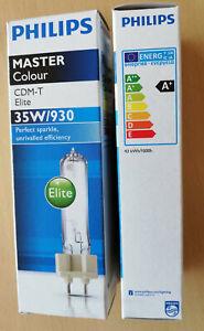 Philips Master Color ELITE CDM-T 35W/930,G12,35 Watt  NEU,OVP,1x3x5x8x12x48x