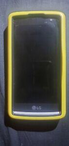 """LG Risio H343 - Cricket Wireless  - 8GB - Android - Quad Core - 4.5"""" - open box"""