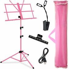Music Stand, Kasonic Professional Stage Folding Sheet Music Stands (Scuffs)