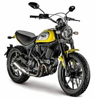 DUCATI SCRAMBLER 800 2015 - 2018 WORKSHOP SERVICE MANUAL - DOWNLOAD