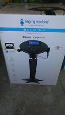 Singing Machine ISM1020BT Bluetooth Pedestal Karaoke