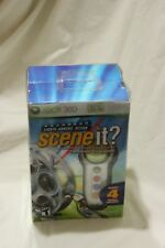 X Box 360 Scene IT ,Lights, Camera,Party Wireless Controller