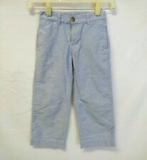 Polo Ralph Lauren Kids Boys Light Blue Dress Pants Church pants Size 4/4T