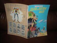LUCKY LUKE N°7 L'ELIXIR DU DOCTEUR DOXEY - EDITION 1965 BROCHEE