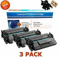 3x Pack Compatible Toner for HP CF287A 87A LaserJet Pro M501dn M506dn M506n M506