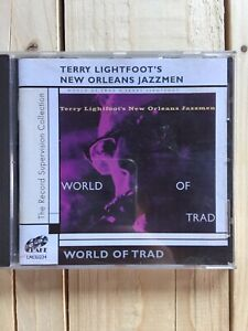World of Trad by Terry Lightfoot's New Orleans Jazzmen/Terry Lightfoot (CD,...