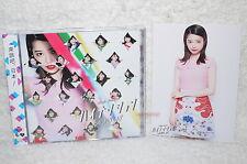 AKB48 High Tension 2016 Taiwan CD+DVD+Haruka Shimazaki Card (Type A Ver.) PARURU