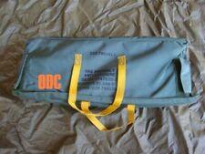 Vintage Usaf Military Surplus Survival Kit Bailout Mc-1 Sleeping Bag Pouch Usgi