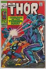 L1061: Mighty Thor #170, Vol 1, Fine Condition