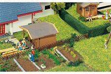 Faller 180402 HO 1/87 Assortiment de 2 clôtures, 1080 mm