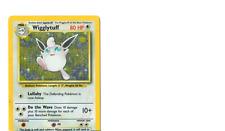 Wigglytuff 16/64 Pokemon Card Jungle Set No Symbol
