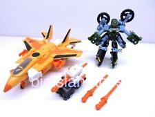 Transformers Sunstorm & Street Action Team Walmart excl. Complete Action Figure