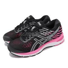 Asics Gel-Cumulus 21 Black Pink FlyteFoam Women Road Running Shoes 1012A468-004