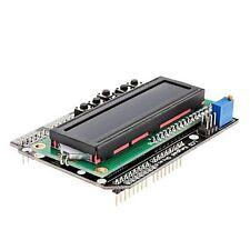 1602 LCD Board Keypad Shield Blue Backlight For Arduino Robot