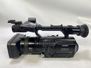 Sony HVR-Z1E (PAL) Professional 1080i HDV DVCAM camcorder