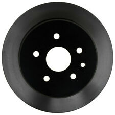 Disc Brake Rotor-Coated Rear ACDelco Advantage 18A918AC