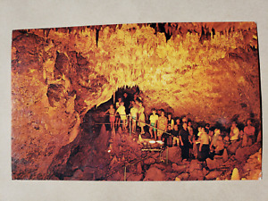 Vintage Postcard - Rushmore Caves The Big Room - Colourpicture Publishers