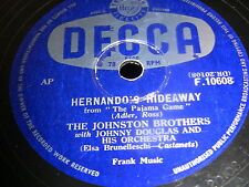 3/1 The Johnston Brothers - Hernando's HideawayHey There