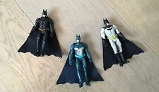 3 Batman figures