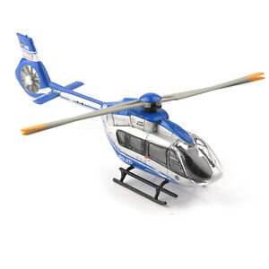1/87 Alloy Airbus Helicopter H145 Polizei Schuco Aircraft Airliners Model Toys