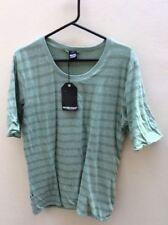 Half Sleeve Basic Striped T-Shirts for Men