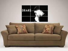 "DRAKE 35""X25"" MOSAIC WALL POSTER RAPPER HIP HOP R&B"