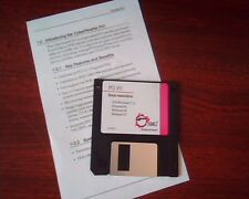 Floppy Disk CyberParallel PCI I/O Driver Installation DOS Windows SIIG 02-0400 C