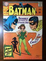 Batman #181 (1966) - 1st Appearance of Poison Ivy!!! - Key!!!