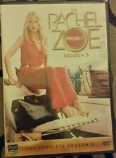 The Rachel Zoe Project Complete Season 3 -2 Disk Set DVD Bravo Brand New Sealed