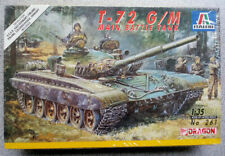 Dragon / Italeri 1:35 T-72G/M  Main Battle Tank.  Kit Nr. 261