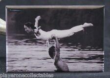 "Dirty Dancing Movie Photo - 2"" X 3"" Fridge / Locker Magnet. Patrick Swayze"