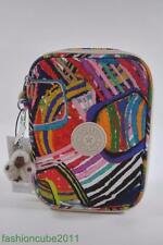 New With Tag KIPLING 100 PENS large Pencil Case- Graphic arts