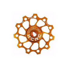 KCNC Jockey Wheel Pulley Ultra Light 10T Shimano Campagnolo SRAM BIKE GOLD