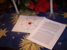 Wicca Magic---LOVE & PASSION TALISMAN---Brings Love & Passion To You