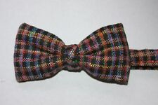 New Bow-Tie. Vintage 70's. Multi-Color .