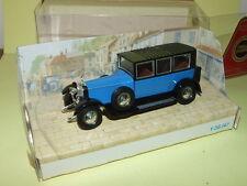 ROLLS ROYCE PHANTOM I Bleu MATCHBOX Y36-B 1/45